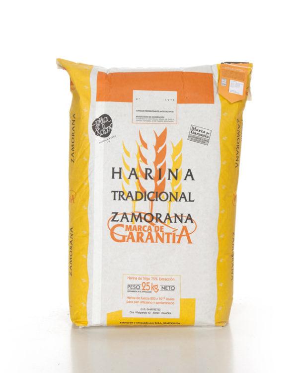 Harina Tradicional Zamorana 25 kg
