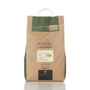 Harina de Trigo Ecológica Integral W-200 5 kg