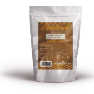 Harina de Quinoa Sin gluten 700 gr