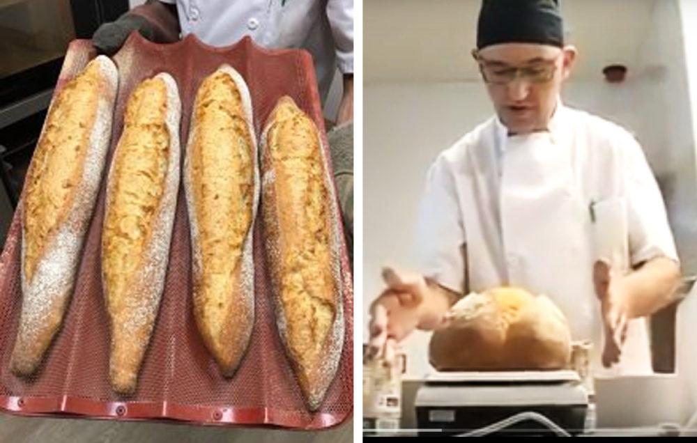 El pan más tradicional sigue vivo en Villanubla (Valladolid)