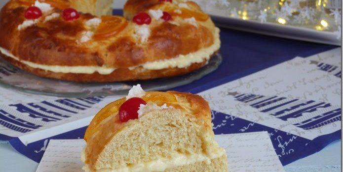 Roscón de Reyes. Versión Termomix