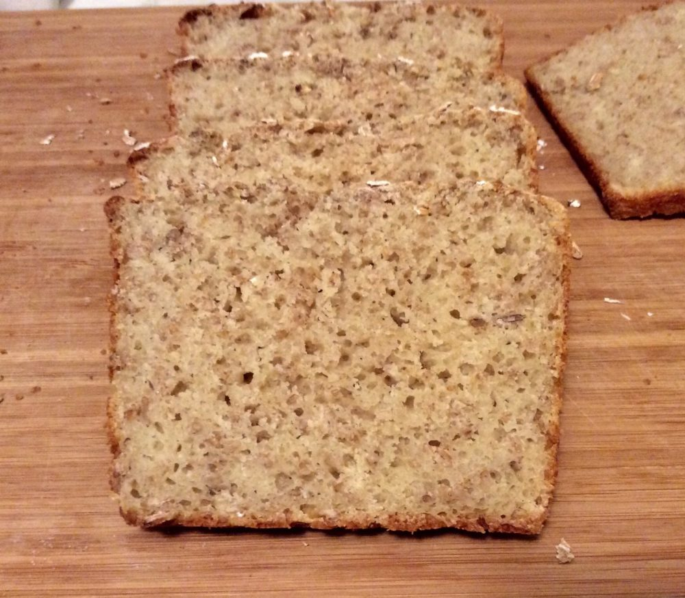 Pan de Molde de Trigo Duro y Centeno Integral