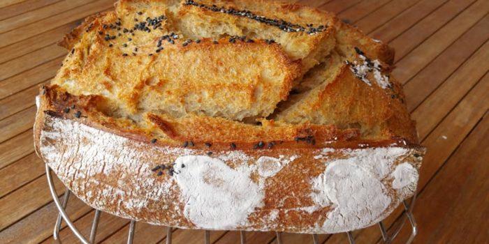 Batard de trigo duro y espelta integral