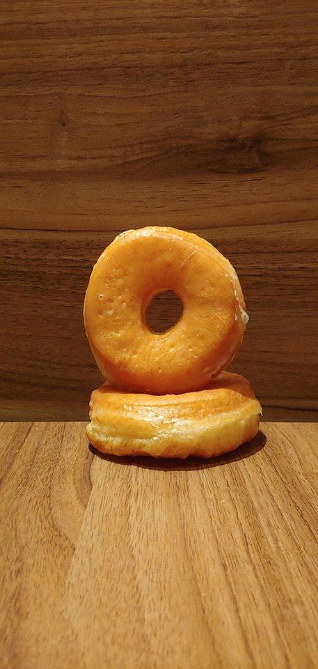 Donuts con masa madre