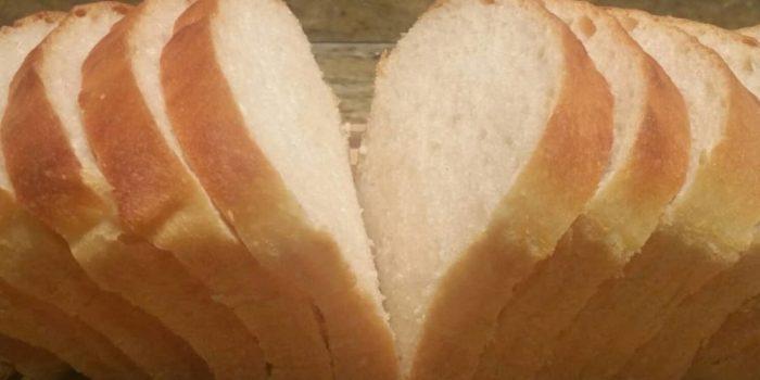 Pan de molde con yogur y miel