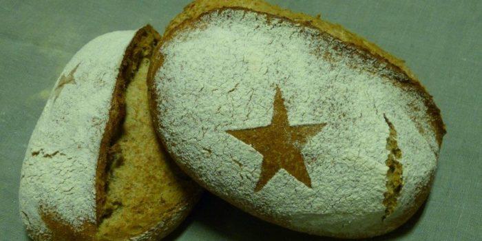 Pan de espelta ecológico blanca e integral