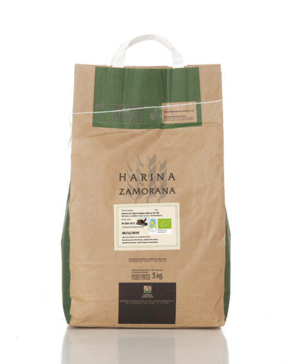 "Harina de Trigo Integral T.150 ""Molino de Piedra"" 5kg"