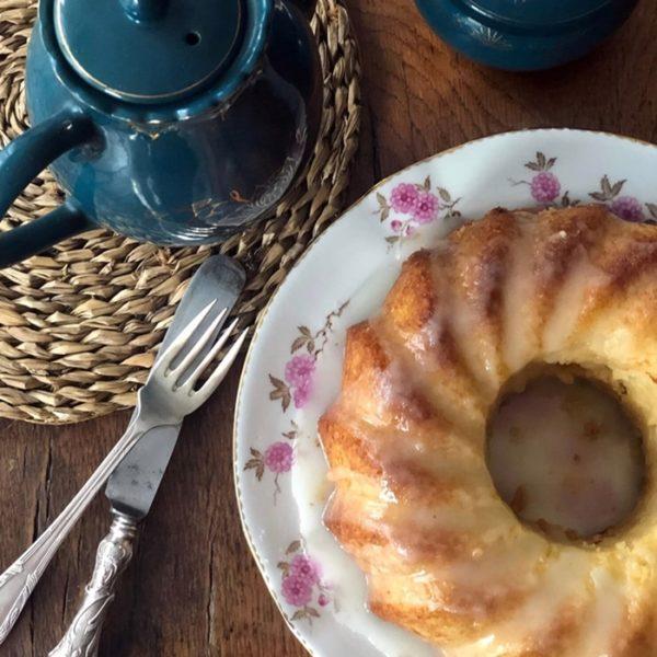 Blund Cake de limón