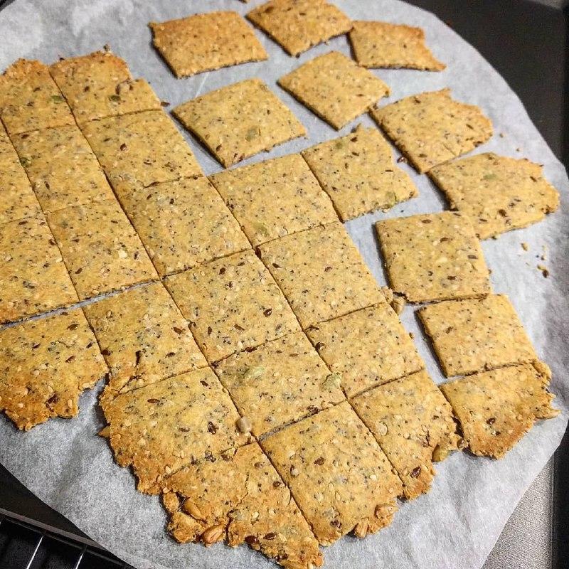 Crackers de Espelta, Centeno y Maiz